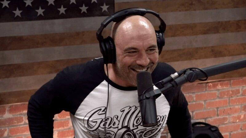 Joe Rogan, podcaster
